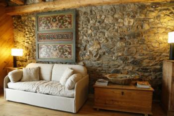 Ferienhaus in den Bergen Carnia