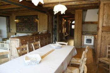 Wohnung in den Bergen Carnia