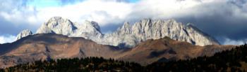 Monte Coglians 2780 mt.