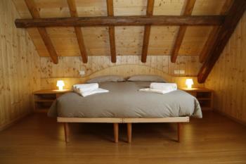 Wohnung zur Miete für das Wochenende in den Bergen von Friaul