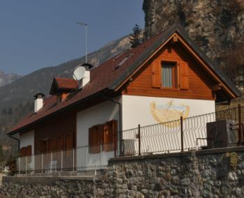 Casa Sessander, Wohnung für Sommer- und Winterurlaub in der friaulischen Dolomiten