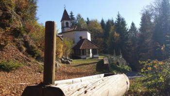Raveo chiesa della B.V. Del Monte